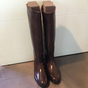 Frye's High boot in Espresso BRAND NEW